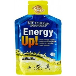 Energy Up! Gel 1 gel x 40 gr Victory Endurance