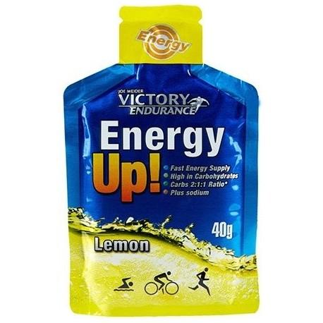 Energy Up! Gel 1 gel x 40 gr Victory Endurance