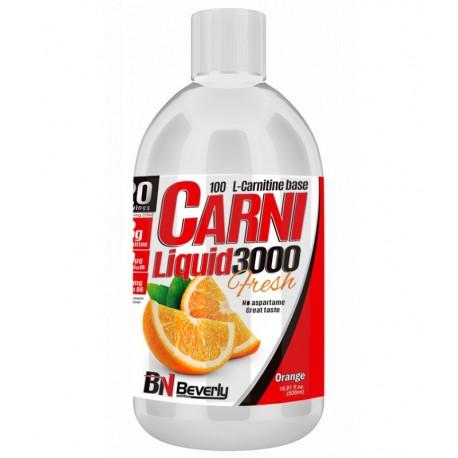 Carni Liquid 3000 500ml Beverly Nutrition