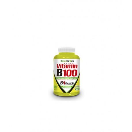 Ultra Vitamina B100 60 cap Beverly Nutrition