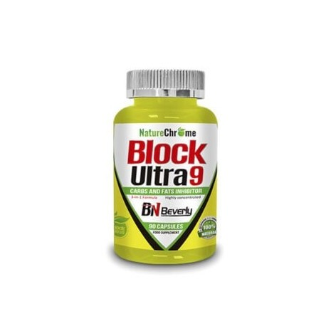 Block Ultra9 90 caps Beverly Nutrition