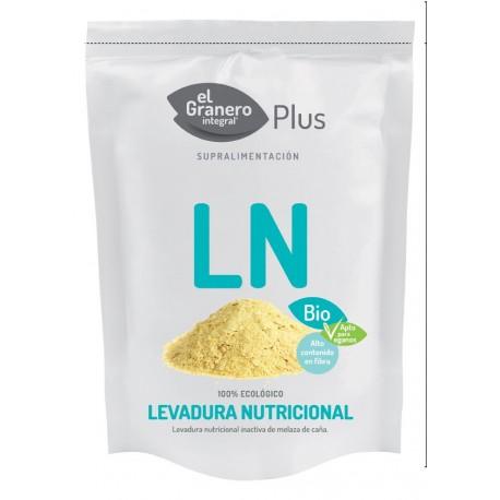 Levadura Nutricional Ln Bio 150 Gr El Granero Integral