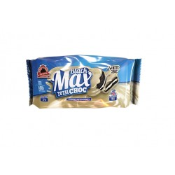 Galletas Black Max Total Choc White Choc Max Protein