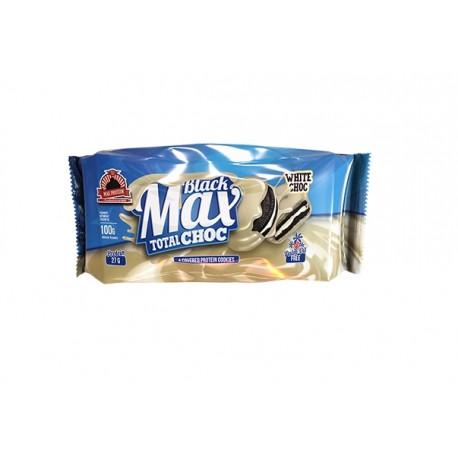 Galletas Black Max Total Choc White Choc Max Protein