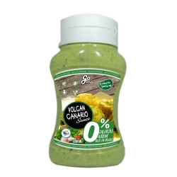 Salsa Volcan Canario 0% 330ml Gofood
