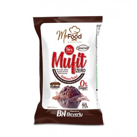 Magdalena proteica Mufit Zero 90gr Beverly Nutrition