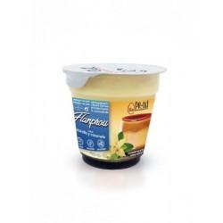 Flan proteico con sirope 100gr Pro-ou