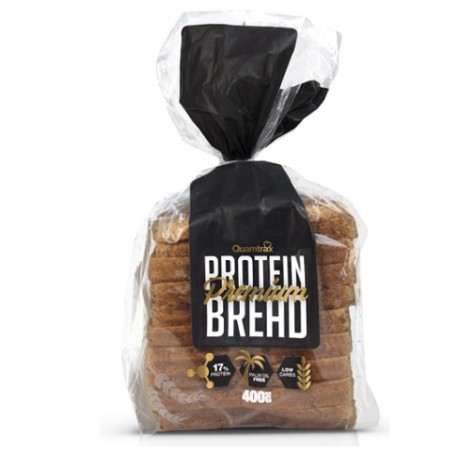 Protein Bread - Pan Proteico 400 gr Cad.19/04/19 Quamtrax Gourmet