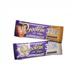 Barrita galleta 32% Protein Wafer50gr Menu Fitness