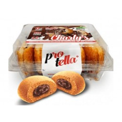 Charly's Bollitos Rellenos de Chocolate 5 uds - 230 gr Protella