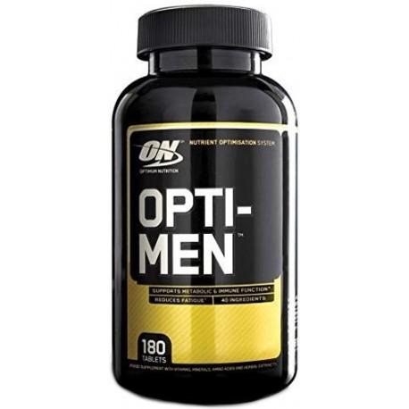 Proteína On Opti-Men 180 tabs Optimum Nutrition