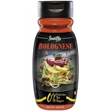 Salsa Boloñesa sin Calorias 320 ml Servivita