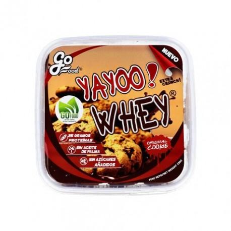 Galletas proteicas Yayoo! Whey galletas de chocolate 150gr Gofood