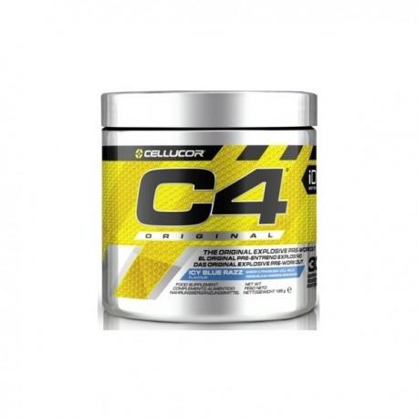 C4 Original 60 servicios Pre entrenamiento Cellucor