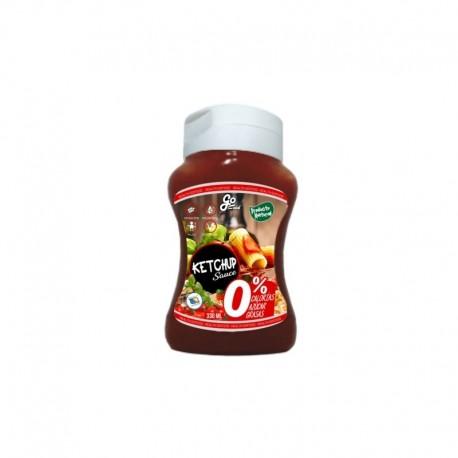 Salsa  Ketchup 0% 325ml Gofood