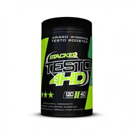 Testo 4HD 120 caps Stacker2