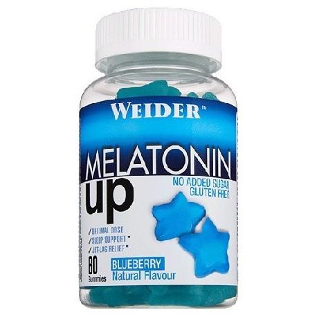 Melatonin Gummies Up 60 Gominolas Weider