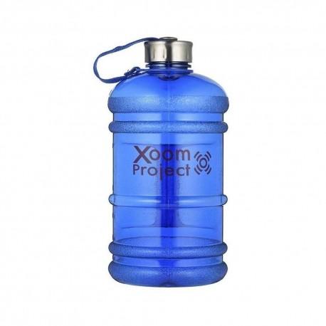 Botella 2,2 litros azul Xoom Projec
