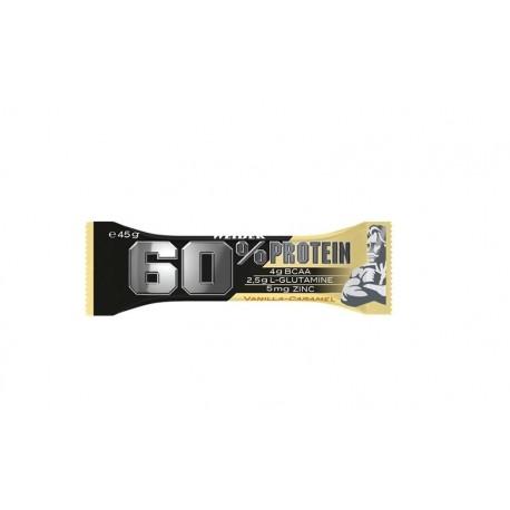 60% Protein Bar 1 barrita x 45 gr Weider