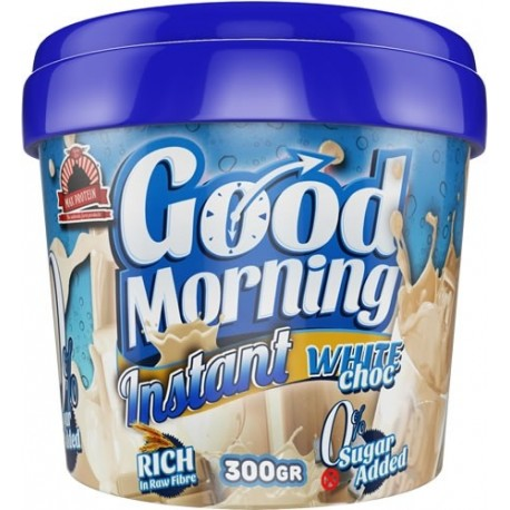 Good Morning Instant Chocolate Blanco 300 gr Max Protein