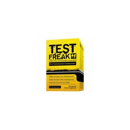 Test Freak 120 caps Pharmafreak