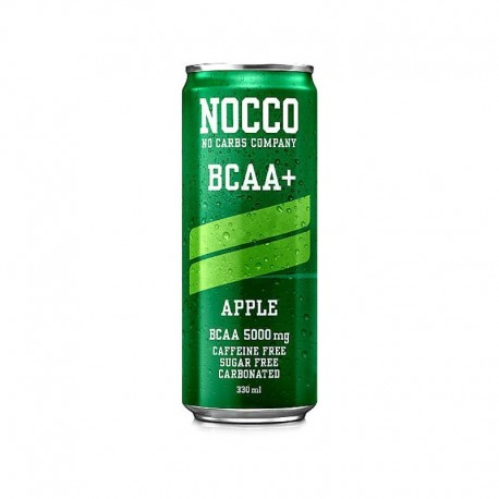Bebida BCAA Manzana 330ml Nocco
