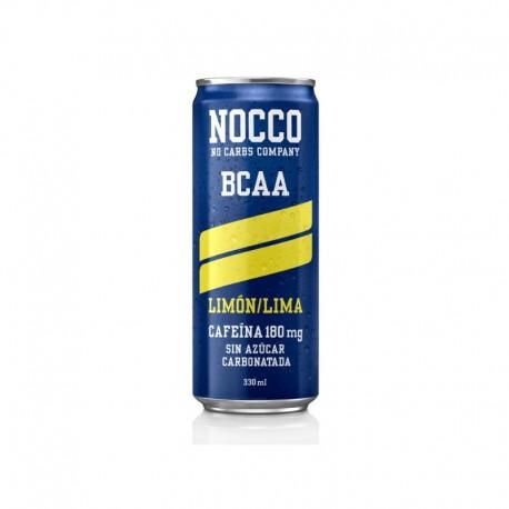 Bebica BCAA limón 330ml Nocco