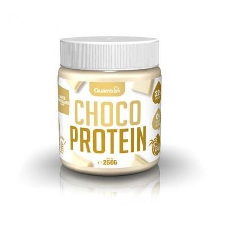 Choco Protein - Crema de Chocolate Blanco 250 gr Quamtrax