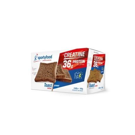 Tostadas chocolate Toast cocoa 160gr Sportyfood