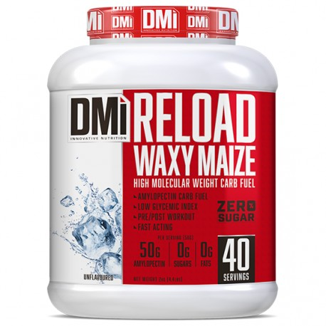 Amilopectina Reload 2kg DMI Nutrition