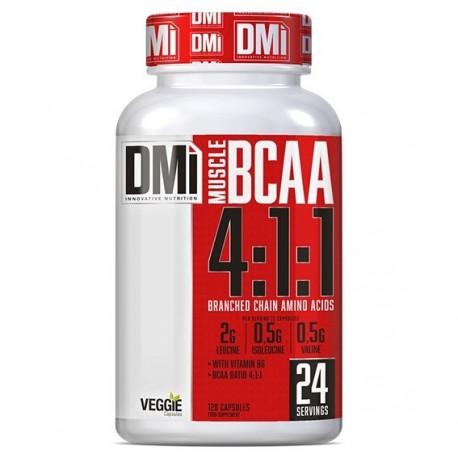Muscle BCAA 4:1:1 120caps DMI Nutrition
