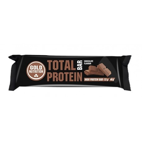 Total Protein Bar 1 barrita x 46 gr Gold Nutrition
