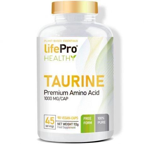 Taurina 90 caps Life Pro