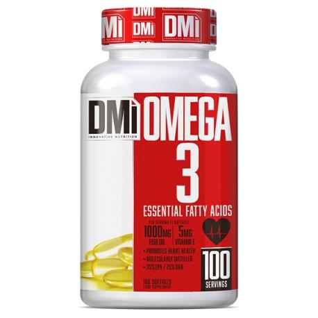 Omega 3 100 perlas DMI