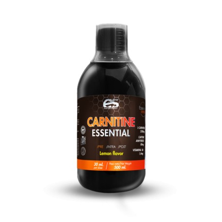 Carnitina Effective 500ml Essential Nutrition