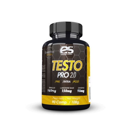 TestoPro 90 caps Essential Nutrition