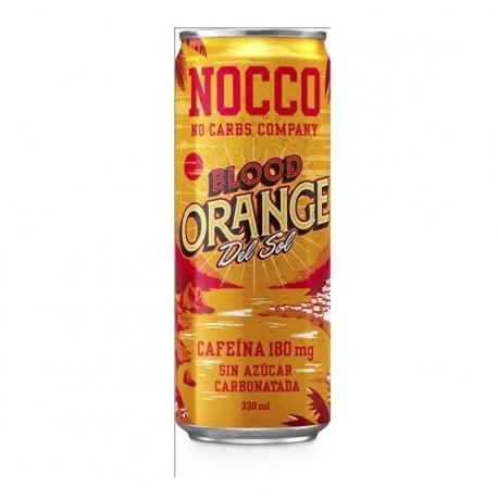 Bebida naranja del sol...
