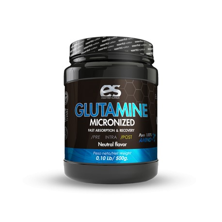Glutamine Micronized 500gr...