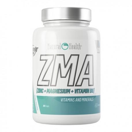 ZMA 90caps Natural Health