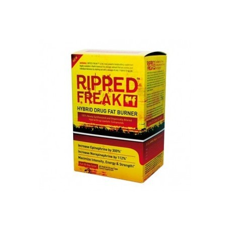 Ripped Freak 60caps Pharma Freak