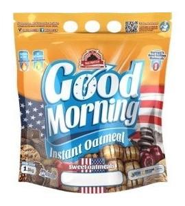 Harina de Avena - Instant Oatmeal Good Morning 1,5 kg Max Protein