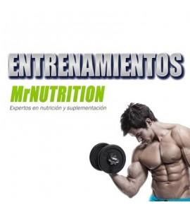 Entrenamiento personalizado - MrNutrition