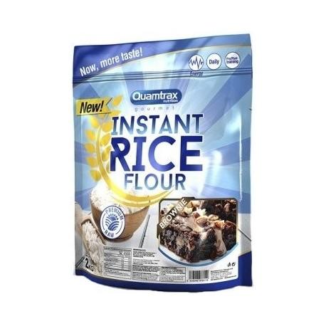 Harina arroz 2kg Quamtrax