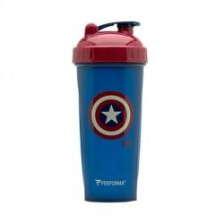 Mezcladores Capitan America Infinity Marvel 800ml Performa