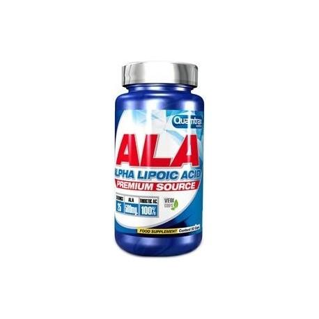 Alpha Lipoic Acid - ALA 50 caps Quamtrax