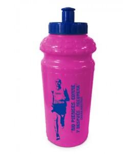 Bidón agua rosa 600ml Victory Endurance
