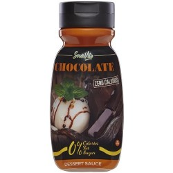 Sirope Chocolate sin Calorias 320 ml Servivita