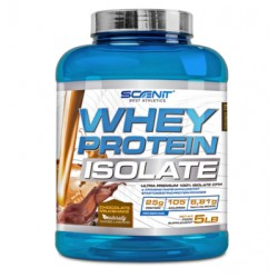 Isolate Whey Protein 2,268kg Scenit Nutrition