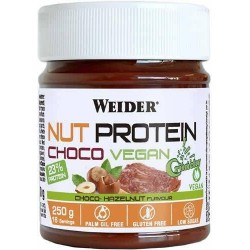 NutProtein Choco Vegan Spread Crunchy 250 gr Weider