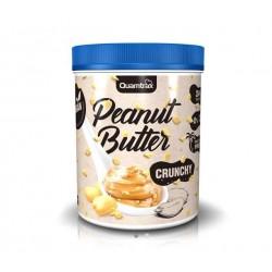 Peanut Cream Crunchy - Crema de Cacahuete Crunchy 1 kg Quamtrax